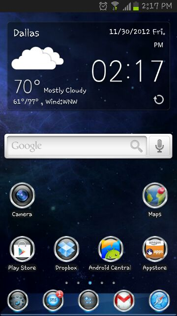What is the best launcher? Please share a screenshot of your homescreen.-uploadfromtaptalk1355024849681.jpg