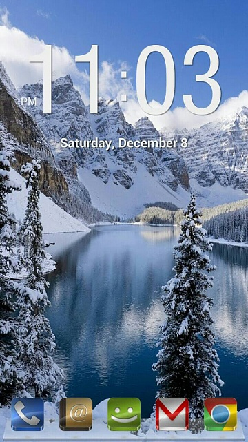 What is the best launcher? Please share a screenshot of your homescreen.-uploadfromtaptalk1355025958307.jpg