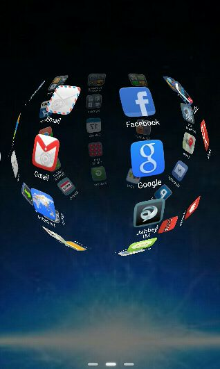 What is the best launcher? Please share a screenshot of your homescreen.-uploadfromtaptalk1355358433157.jpg