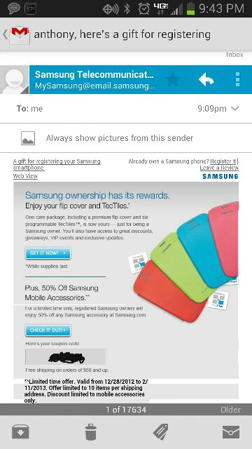 Free tectiles and flip cover from Samsung-uploadfromtaptalk1356749225840.jpg