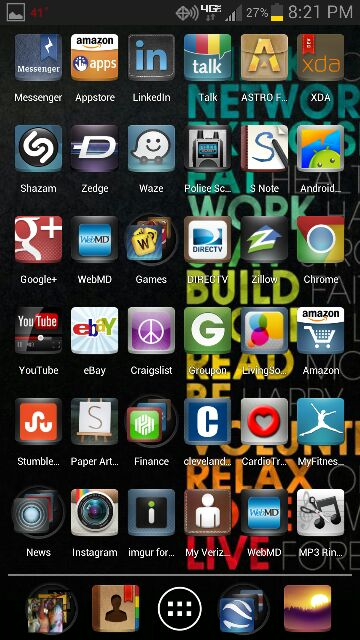 What is the best launcher? Please share a screenshot of your homescreen.-uploadfromtaptalk1358126656739.jpg