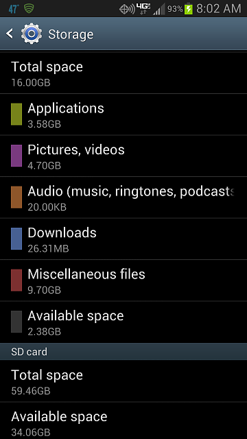 "The ""No 32GB/64GB"" Conundrum - Am I the only one who sees a problem?-screenshot-storage-space-left-note-2-phone.png"