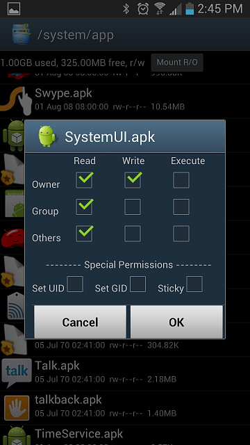 Mods for the Jellybean OTA on the Verizon Galaxy S3 (mostly Root Required) - Link to Kinda Crap Mods-screenshot_2013-01-22-14-45-55.png