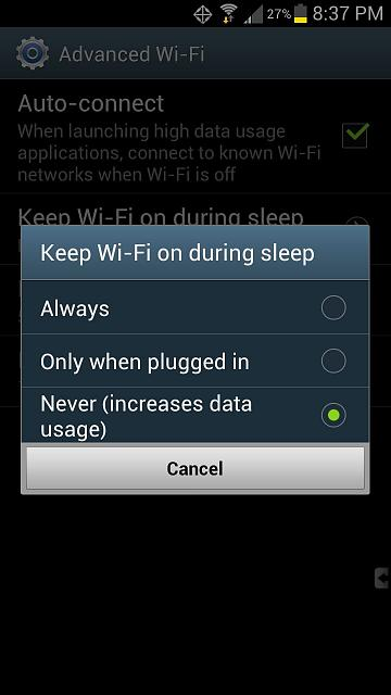 Samsung S3 WiFi turning off and on continuously- how do I stop it..  HELP !!-uploadfromtaptalk1348803653415.jpg
