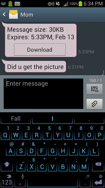 """Get """"download"""" box in text when receive Photos-cell-phone-d-l-pic.jpg"""