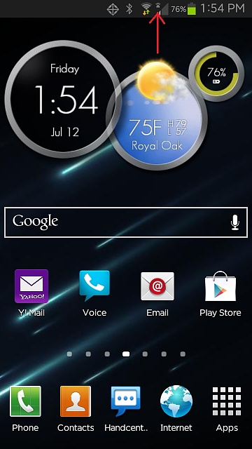 What Is This Notification Icon Android Forums At
