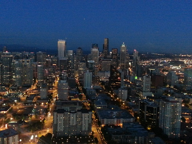 Photos Taken With Your Galaxy S3 Camera!-space-needle-top.jpg