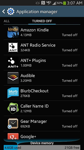 "Anybody have current list of ""Safe to Turn Off"" apps for Note 3 *Verizon* ?-1394876069256.jpg"