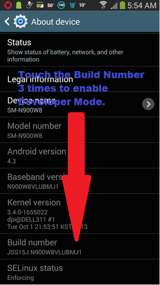 Verizon Samsung Galaxy Note 3 - Root MJE?-note3update.png