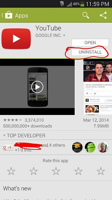 Note 3: How to get YouTube into the pop up window?-1397102412207.jpg