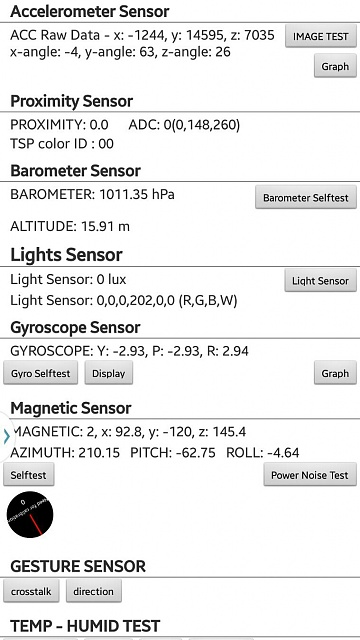 Note 3 proximity sensor issue during calls - Android Forums at ...