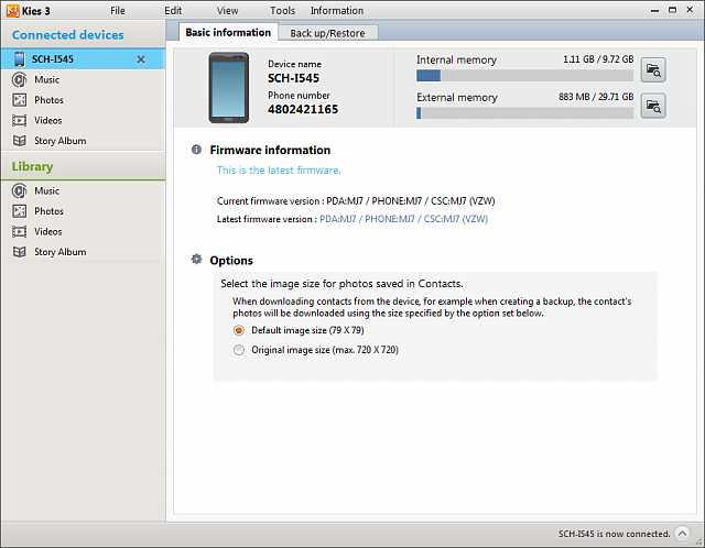 How To Install Stock Firmware On Galaxy S4 All Models ...