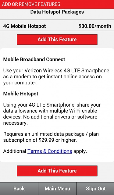 VZW Mobile Hotspot for Those With Unlimited Data - Android Forums at