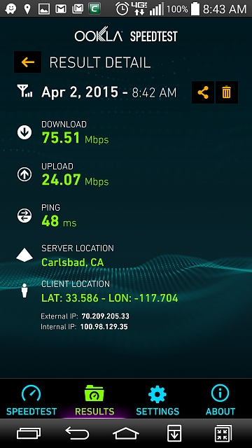 Verizon XLTE speed tests-uploadfromtaptalk1428034042785.jpg
