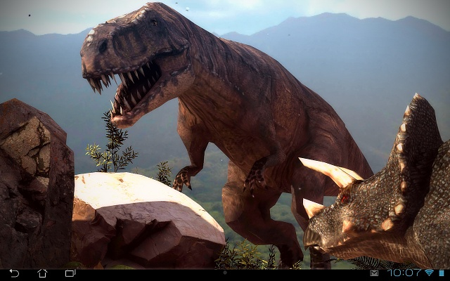 Dinosaurs 3D Pro live wallpaper - Android Forums at ...