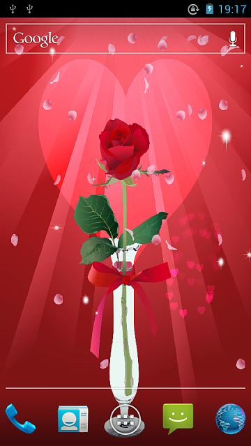 [live wallpaper] rose love-6483945_20140305093050.png