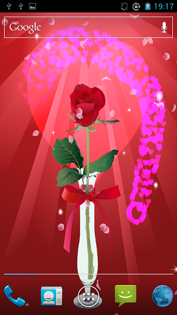 [live wallpaper] rose love-6483945_20140305093422.png