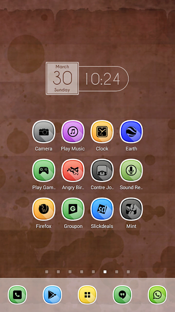 White Shadow Icon Pack Theme-ss2.png