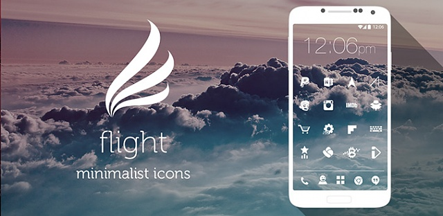 Flight - Minimalist Icon Pack - Android Forums at