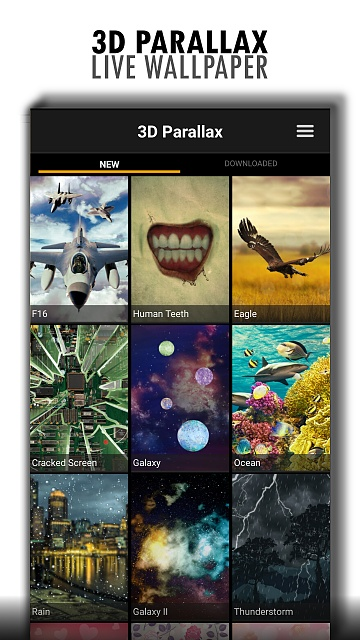 Freetheme 3d Parallax Wallpaper Android Forums At