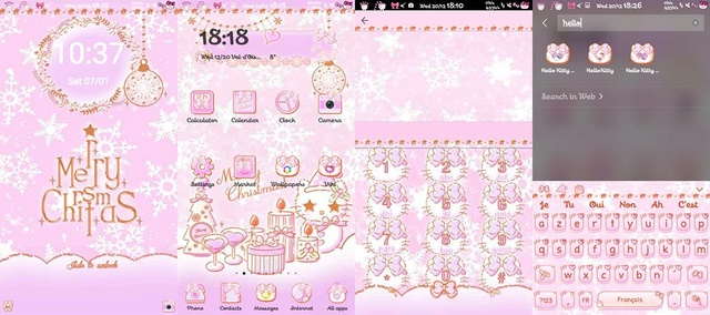 Free Hello Kitty Theme For Cm Launcher Android Forums At