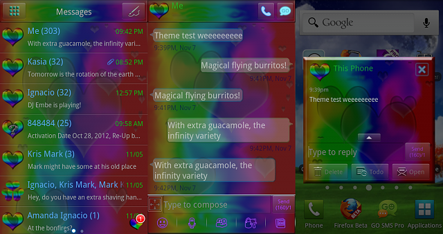 GO SMS Pro Themes [FREE]  -  Orion Nebula, Rainbow Hearts, & More-screenshots.png