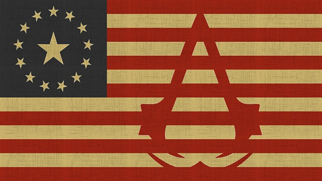 Assassin S Creed Colonial American Flag Wallpaper I Made In Honor Of Assassin S Creed Iii Android Forums At Androidcentral Com