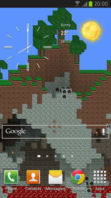minecraft live wallper for android android forums at