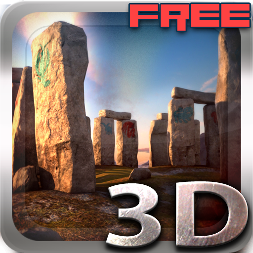 [FREE] Best 3d Stonehenge live wallpaper-ikon_free.png