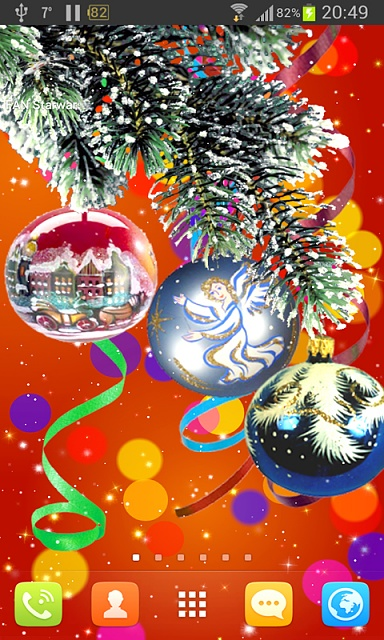 Christmas live wallpaper-screen00.jpg