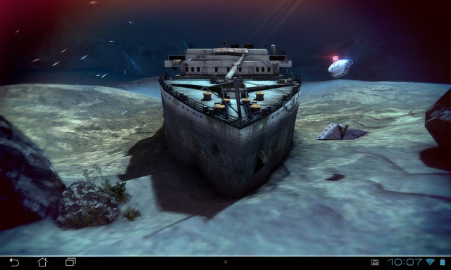 Titanic 3d Pro Live Wallpaper Android Forums At