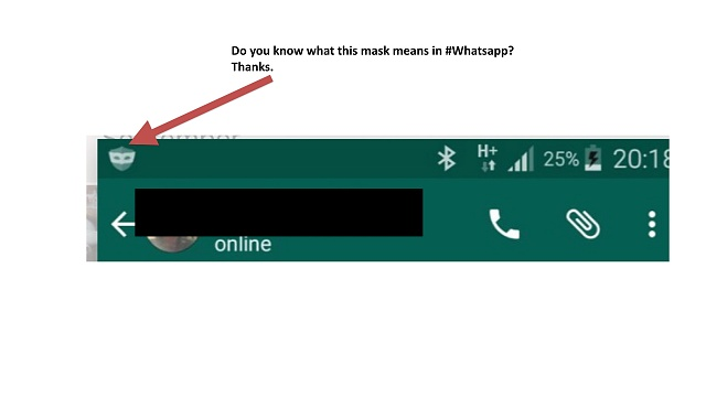 Whatsapp - There is a small masked man logo/icon, top left corner - Samsung S7Edge-aaa-mask.001.jpeg